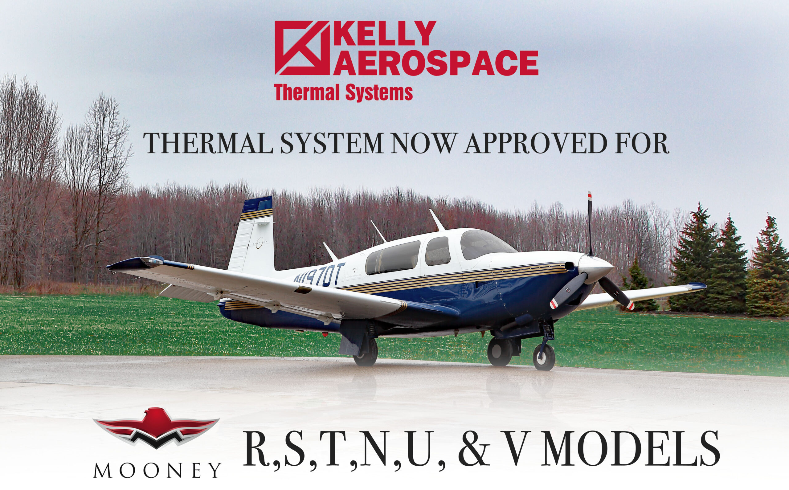 Mooney Aircraft Air Conditioning System Now Available