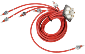 aircraft-ignition-harness-6-cyliner-engine-leads-kelly-aerospace-2